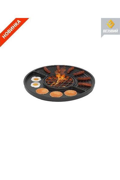 Чугунная плита Gurman Ø450