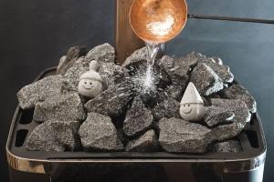 Какие камни лучше для бани