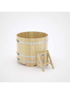 Купель круглая из кедра d=1,17