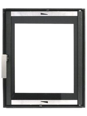 Каминная дверца со стеклом HTT 626 - Pisla