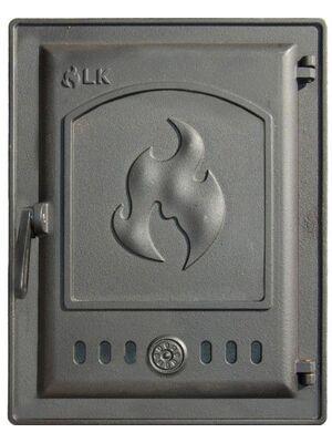 Дверца топочная герметичная глухая 311 - LK