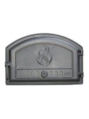 Дверца топочная герметичная глухая 322 - SVT