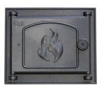 Дверца топочная глухая 350 - LK