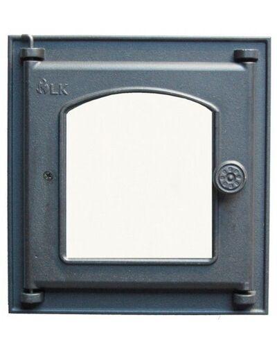 Дверца топочная со стеклом LK 361