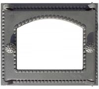 Дверка ДТГ-3БС (Р) топочная герметичная 'Ками' крашенная (без стекла)