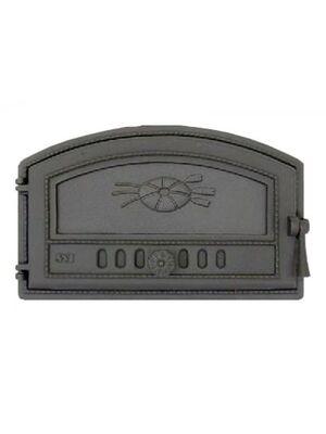Дверца хлебной печи (герметичная,сплошная, правая) 422 - SVT