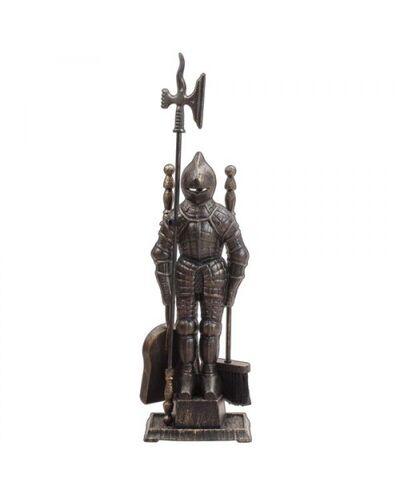 Набор для камина Рыцарь 4 предмета (LK D50011AGK)