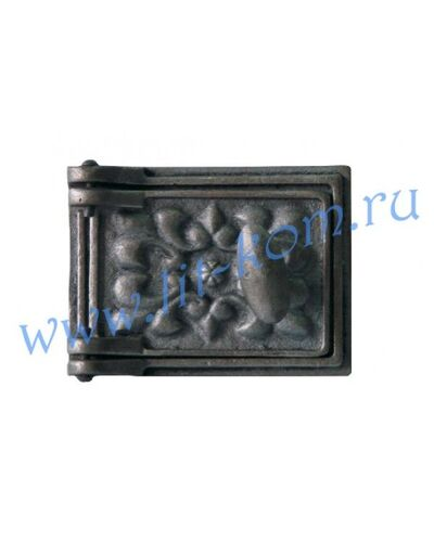 Дверца поддувальная ДПр (Б)