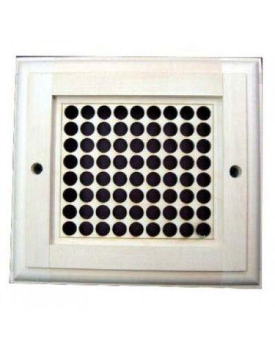 Решетка вентиляционная каминная крашеная РВ-1(Р)