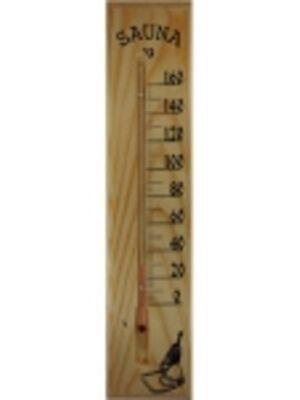 """Термометр для сауны большой ТСС-2 """"Sauna"""" (в блистере) - LK"""
