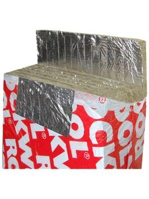 Базальтовая вата фольгированная Rockwool 1000х600х30 (6 штук)