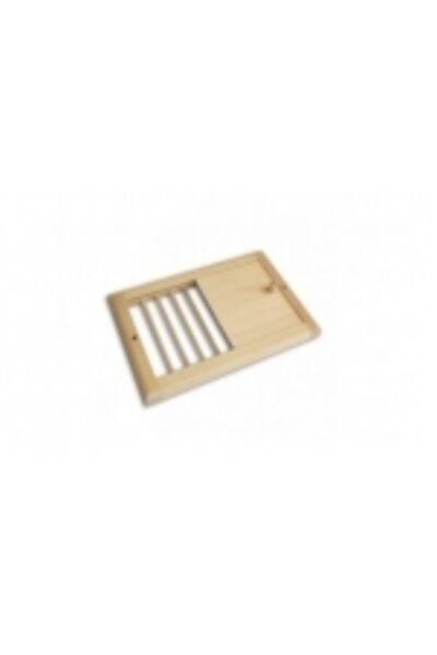 Вентиляционная решетка с задвижкой РВ-Б