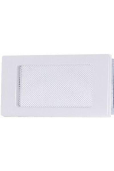 Вентиляционная решетка с задвижкой (малая)