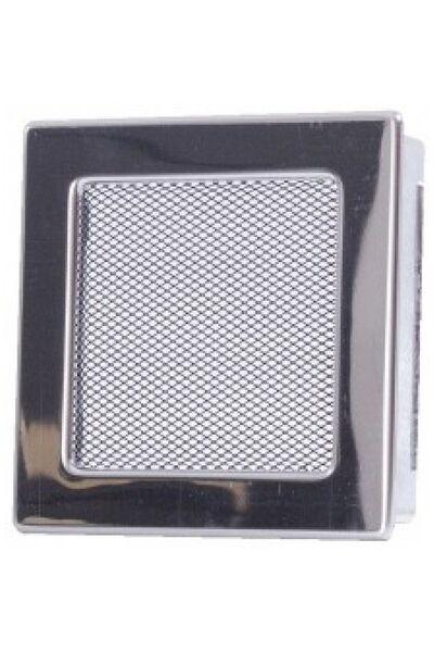 Вентиляционная решетка никель 17х17 мм