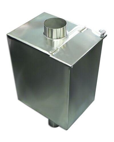 Бак для бани самоварного типа - 60 л - 120мм - AISI 430