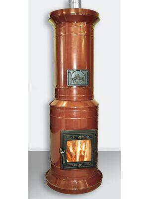 Отопительная печь КДМ Кирпичная отопительная печь ПКО-15