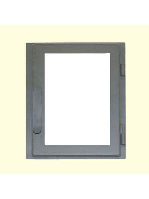 Стальная дверца для печи ДВ285-1С - Мета