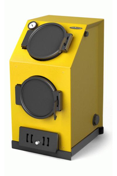 Отопительный котел Прагматик Электро, 20 кВт, АРТ, ТЭН 9кВт, желтый