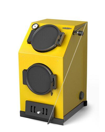 Отопительный котел Прагматик Автоматик, 25 кВт, АРТ под ТЭН, желтый