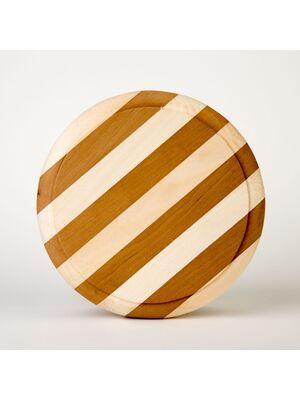 Вентиляционная поворотная заглушка Zebra (комбинированная древесина) - 212F