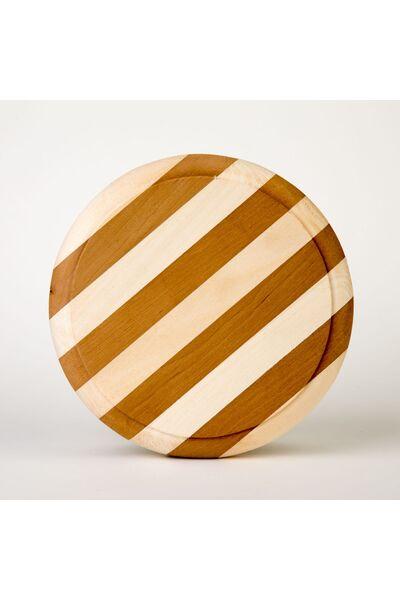 Вентиляционная поворотная заглушка Zebra (комбинированная древесина)