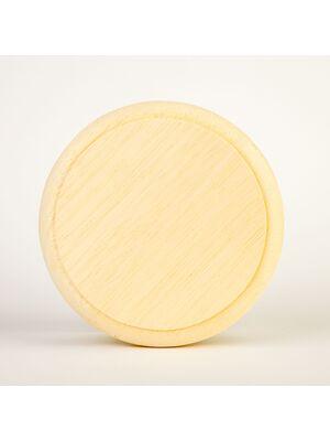 Вентиляционная поворотная заглушка Sauna Wood (древесина Абачи) - 212F