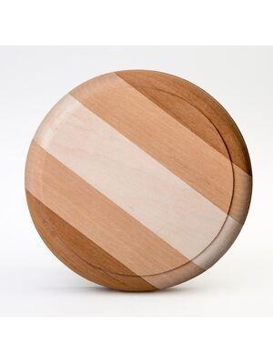 Вентиляционная поворотная заглушка Zebra Contrast (комбинированная древесина) - 212F