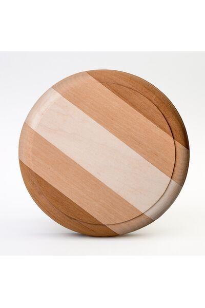 Вентиляционная поворотная заглушка Zebra Contrast (комбинированная древесина)