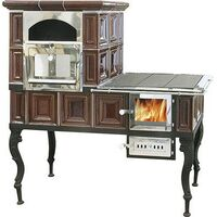 Печь-камин Большая плита (варочная печь) - ABX