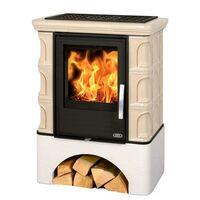 Керамическая печь-камин IBERIA KI, с теплообменником, с допуском воздуха - ABX