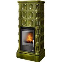 Керамическая печь-камин KALEDONIE KPI, с допуском воздуха - ABX