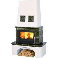 Керамическая печь-камин LAPONIE - ABX