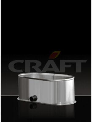 Конденсатоотвод овальный боковой - Craft