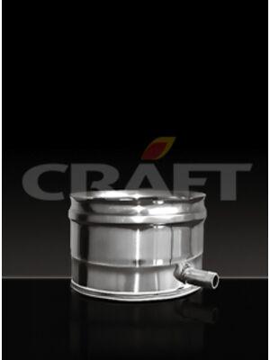 Конденсатоотвод внешний боковой (для трубы) - Craft