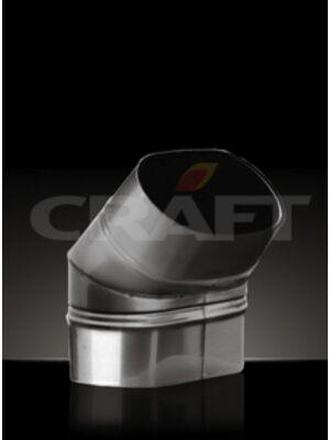 Отвод горизонтальный 45°(мен.) - Craft