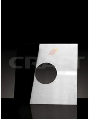 Пластина с отверстием - Craft