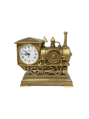 Каминные часы Паровоз RF2034AB