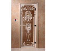 """Дверь для бани """"Египет бронза"""" - DoorWood"""