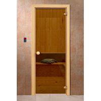 """Дверь """"Классика 1900*700"""" Механическое закрывание — DoorWood"""