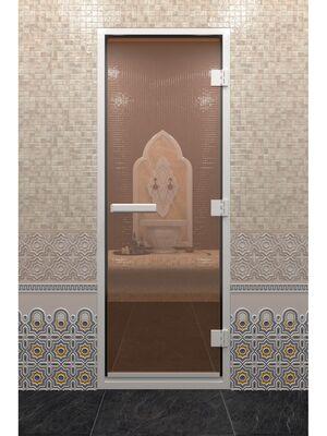 """Дверь """"Хамам бронза"""" — DoorWood"""