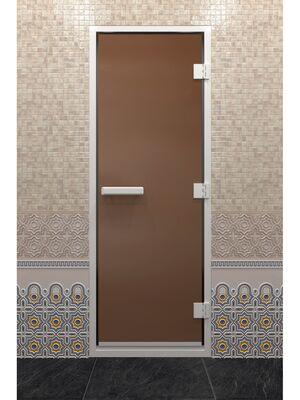 """Дверь """"Хамам бронза матовая"""" — DoorWood"""