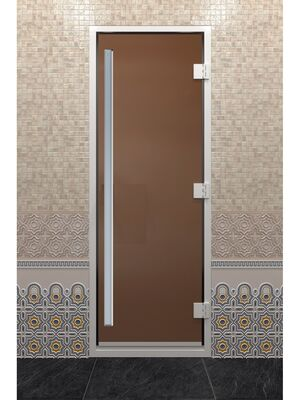 "Дверь ""Хамам Престиж"" — DoorWood"