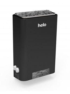 Электрокаменка Helo Vienna 80 STS (черная)