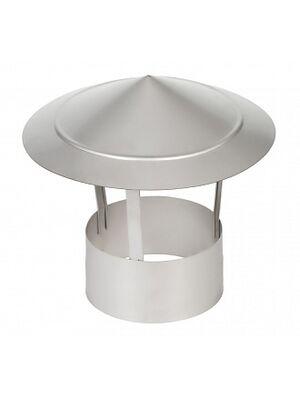 Зонт на дымоход (грибок на дымоход) одностенного дымохода  - Феникс