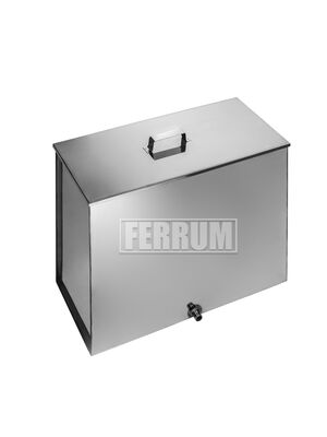 """Бак для бани """"Комфорт"""" для воды - Ferrum"""
