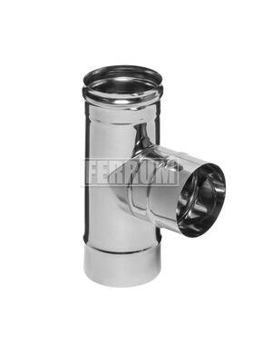 Тройник дымохода  90° - Ferrum