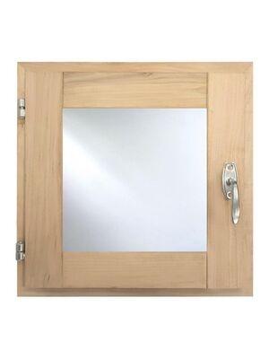 Окно в баню (липа)
