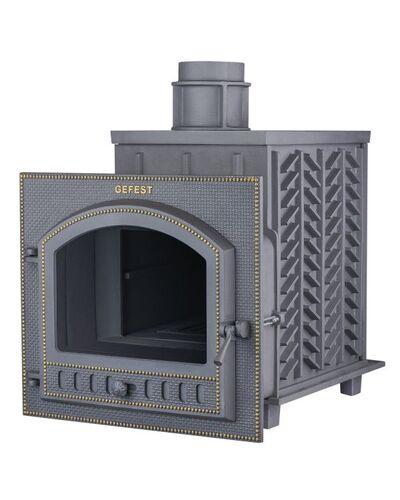 Печь для бани Гефест 40 П (ПБ-02) с закрытой каменкой