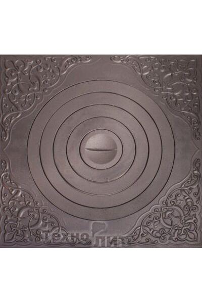 Плита под казан 07 520x520 ф400 - Гефест