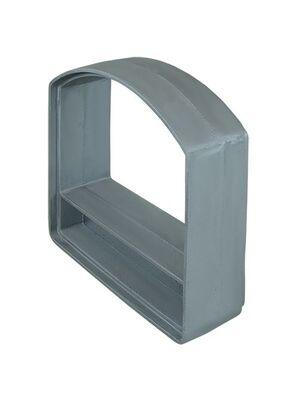 Удлинитель портала печи Гефест 35, 40 (ПБ-02) П 100 мм - Гефест